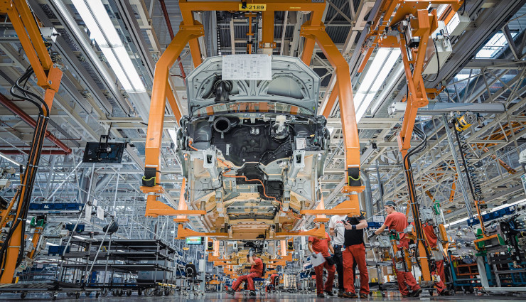 Production of the e-Crafter begins in Września