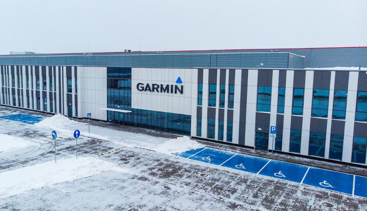 Garmin opens advanced manufacturing plant in Wrocław